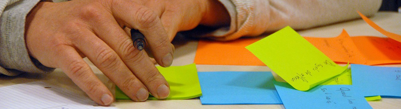Ideen sammeln und Anforderungen auf den Punkt bringen